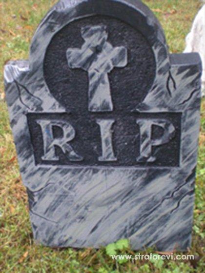 strafor mezar taşı maketleri