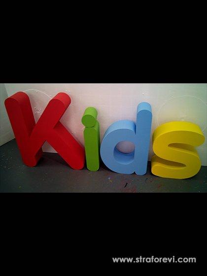 Kids Strafor Kesim