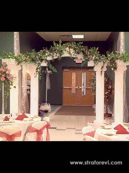 Düğün, Nişan, Kına Gecesi Strafor Dekorları