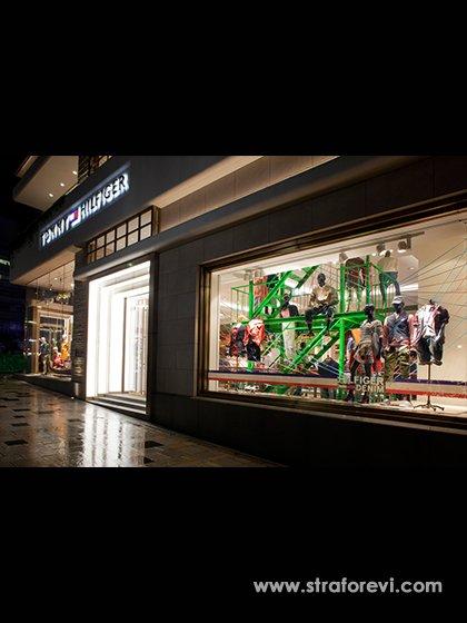 Strafor Tasarım - Mağaza ve Vitrin Dekorları